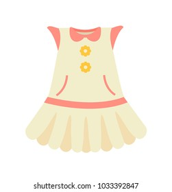 a343d5964 Baby clothes, dress with pink color, poster and clothing for little girls  and princesses