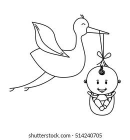 baby delivery crane icon image