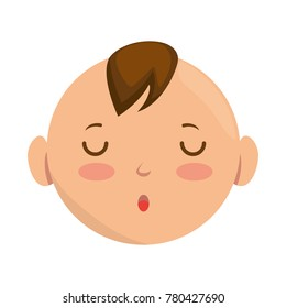 baby face avatar character