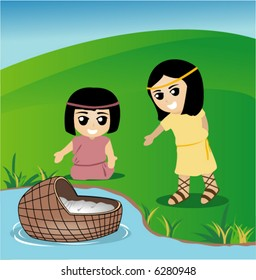 Image result for baby musa and river clipart
