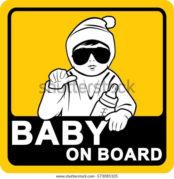 baby-on-board-sticker-vector-600w-573085