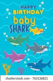 Baby Shark Images Stock Photos Vectors Shutterstock