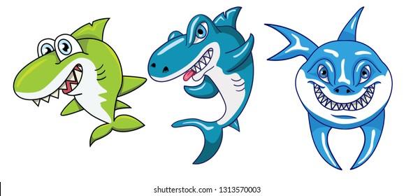 baby shark clipart