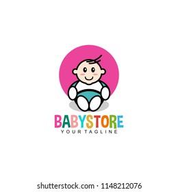 Baby Shop Logo Design