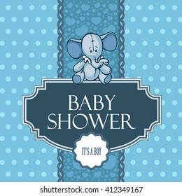 baby shower its a boy