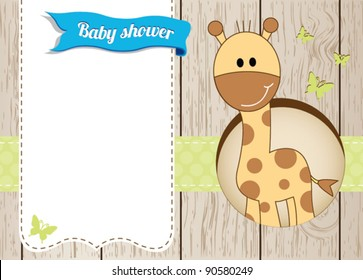 Imágenes Fotos De Stock Y Vectores Sobre Invitaciones Baby