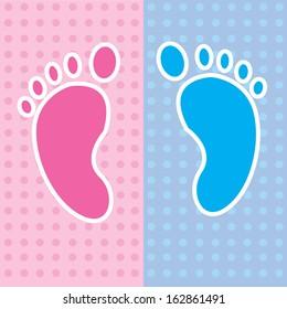 baby bottle feet stock vector royalty free 163818224 shutterstock