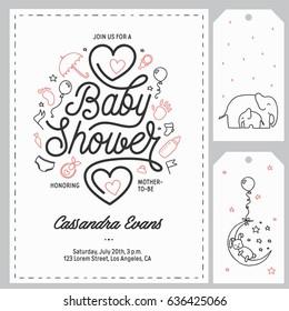 Ilustraciones Imágenes Y Vectores De Stock Sobre Baby
