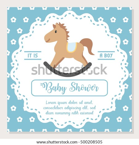 baby shower new born baby card design template - New Born Baby Card