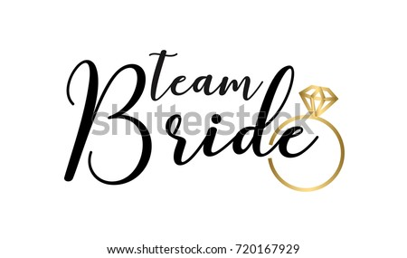 bachelorette party hen party or bridal shower hand written calligraphy card banner or poster