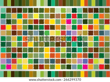 Backdrop Design Colorful Background Mosaic Pattern Stock