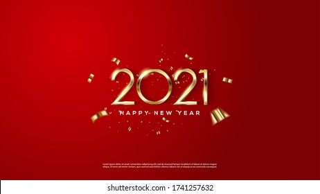 Happy New Year 2021 Images Stock Photos Vectors Shutterstock