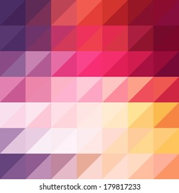 background abstract colored squares