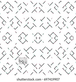 Background abstract for design. Black and white gradient. Geometric texture. Vector illustration.