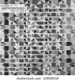 background of abstract transparent geometric shapes, squares, tr