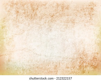 background ancient wall with cracks.vector illustration