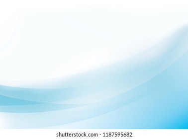 Background blue abstract pattern. Vector illustration