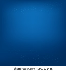 Background blue gradient vector illustration