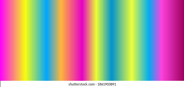 Background bright abstract vector multicoloured striped gradient illustration banner