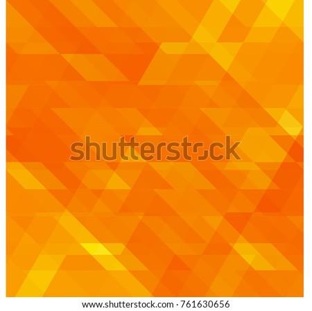 background bright orange color のベクター画像素材 ロイヤリティ