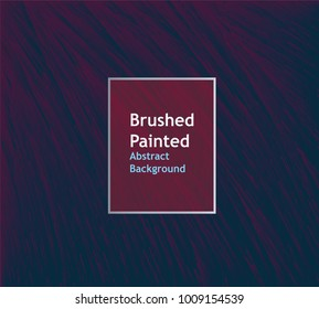 background brushed painted abstract line  trend color ultra violet