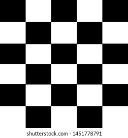 background chessboard, black and white squares