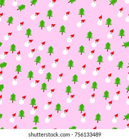 background of chrismas color sweet and cuty