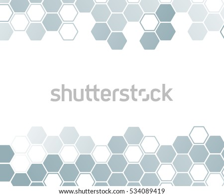 e6beea9d5cd63 Background from colorful geometrical figures. Simple elements of design for  creation of more difficult ideas. Background of hexagons - Vector