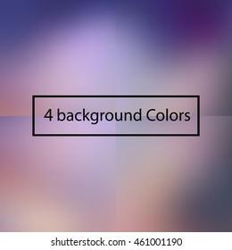 Background colors,backdrop,