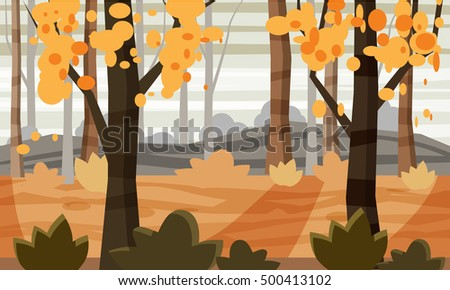 Background Computer Applications Games Nature Autumn Stock