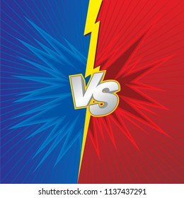 Background Design for Duel or Battle Scene