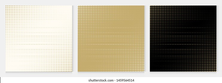 Background dot pattern abstract halftone design vector.