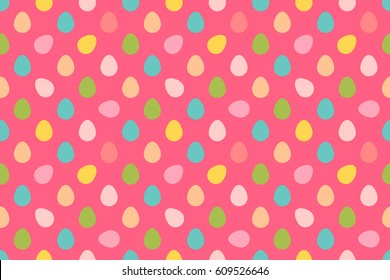 Background with eggs