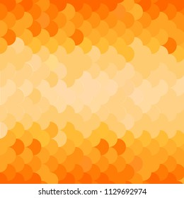 The background of fish scales. Goldfish