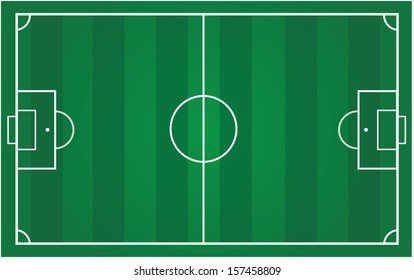 background of football turf vector