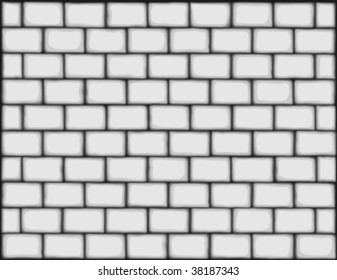 background of grey bricks