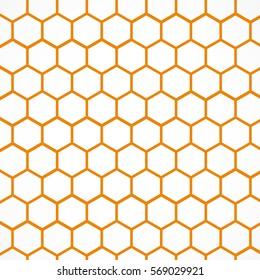 Background of honeycomb.