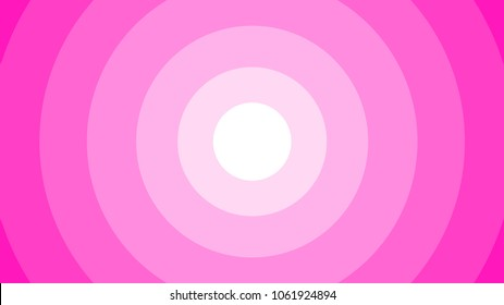 Background image pink circle vector