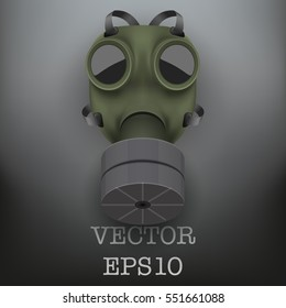 Army Gas Mask Images Stock Photos Vectors Shutterstock