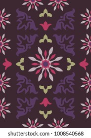 Background pattern Eastern