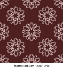 Background with pattern. Seamless pattern