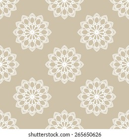 Background with pattern. Wallpaper pattern