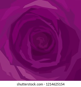 background purple rose close-up, Marsala color, violet, magenta, maroon, burgundy. square format