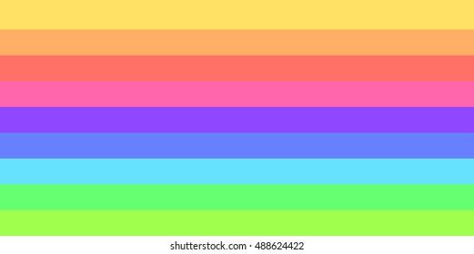 Background rainbow strip