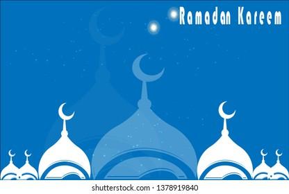 Background of Ramadan Careem