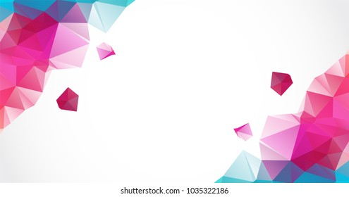 Background for social media. Proportions of the web banner is 1200x630 px. Vector.