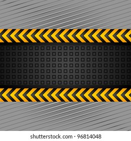 Background template, under construction. Vector 10eps