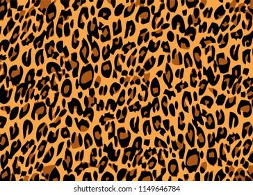 background texture leopard orange black jaguar pattern