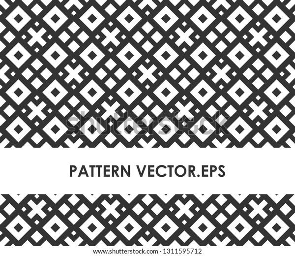 Vector De Stock Libre De Regalías Sobre Backround Pattern