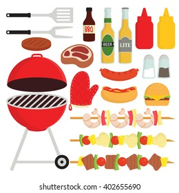 Backyard Barbecue Party